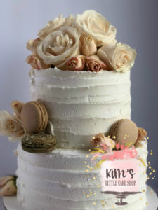 A Huntington Beach based home bakery, creating custom buttercream cakes and cupcakes in Orange County, California.